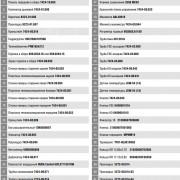 Список компонентов котла BaltGaz Neva Turbo