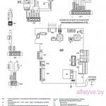 Электрическая схема Beretta CIAO