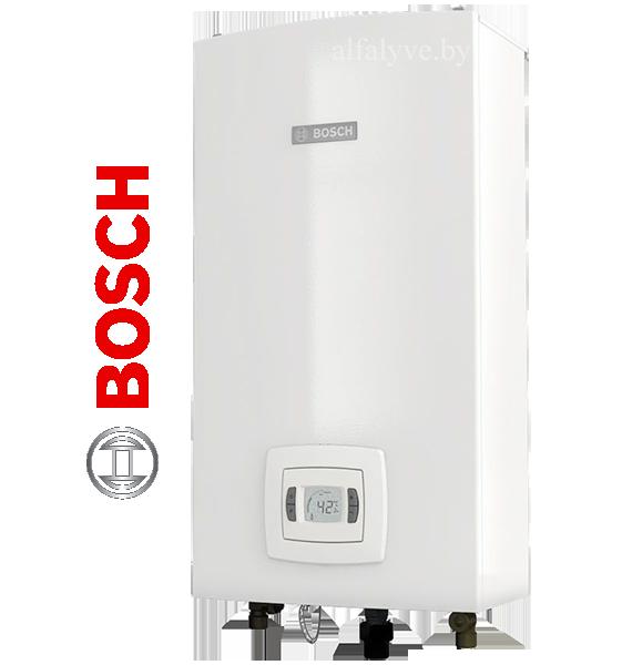 Газовый проточный водонагреватель Bosch 4000 s WTD