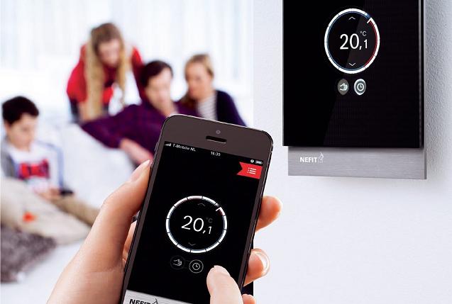 Комнатный термостат Bosch