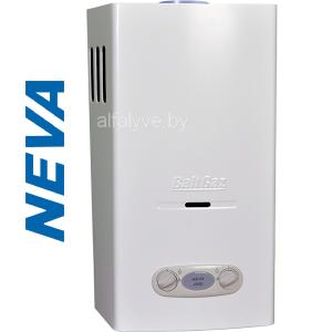Проточный водонагреватель газовый Neva 4508