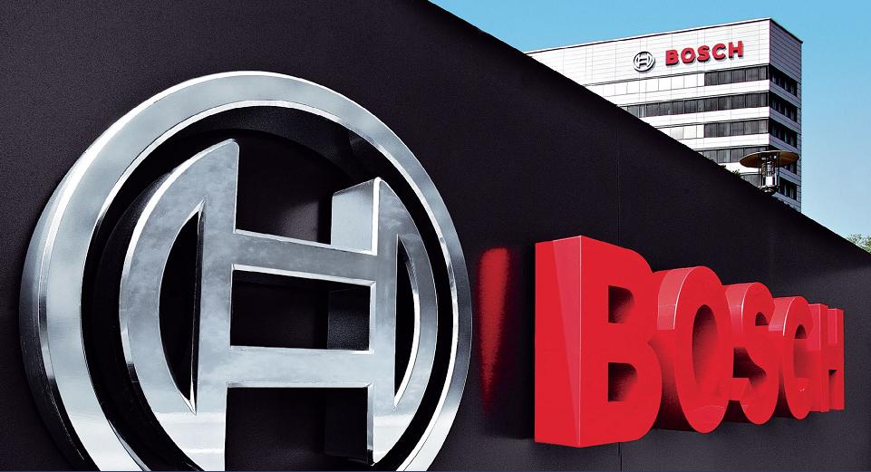 Завод Bosch