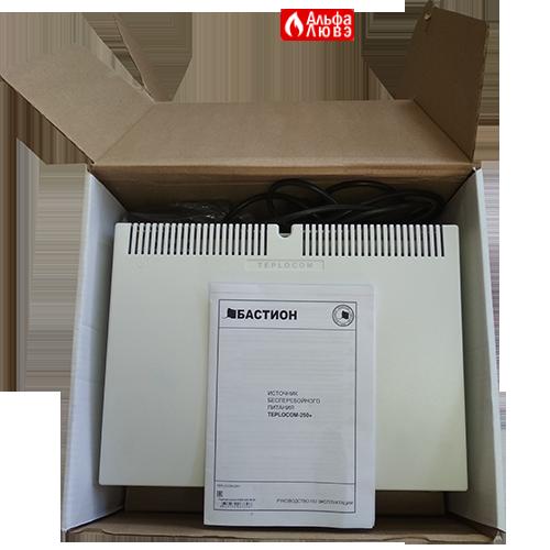 Источник бесперебойного питания Teplocom 250+ (лежит в коробке)