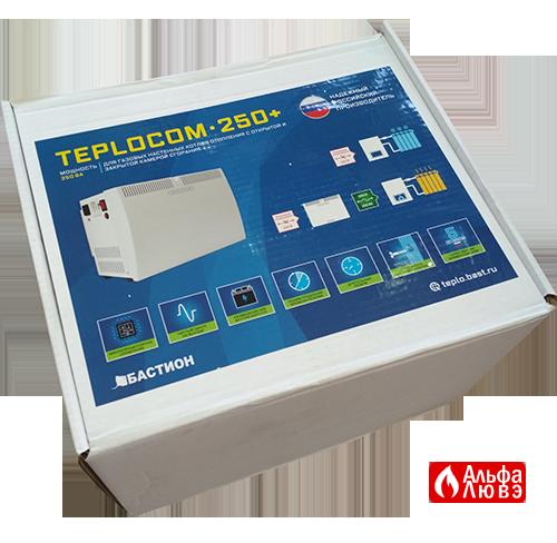 Коробка от источника беспребойного питания Teplocom 250