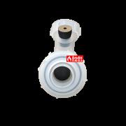 Конденсатоотводчик вертикальный для газового конденсационного котла отопления (вид сверху)