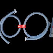 Трубки для подключения нейтрализатора конденсата N2 Beretta-Riello 4031810