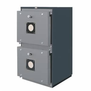 Двухходовой стальной водогрейный котел Riello RTQ 2F
