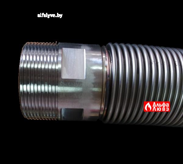 Антивибрационная вставка GA 50 для газовой горелки Riello — артикул 3891053 (боковой)