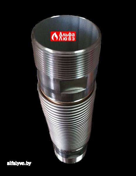 Антивибрационная вставка GA 50 для газовой горелки Riello — артикул 3891053 (вид сбоку)