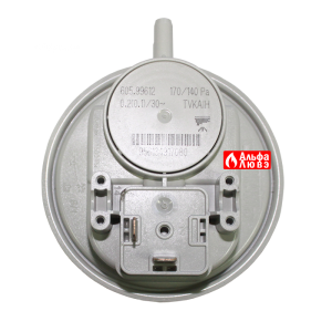 Прессостат (реле давления дыма) Viessmann 7817494 на котел Viessmann Vitopend 100 WH1B-WH1D