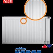 Гарантия тепла — радиаторы Korad