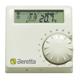 Программируемый термостат для котла Beretta (20063872, 20059644). Датчик комнатной температуры для котла