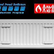 Стальной радиатор Korad Тип 10 (обратная сторона)