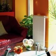 Высокий стальной радиатор отопления KORAD
