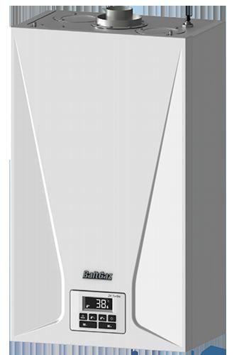 внешний вид котла BaltGaz Turbo
