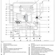 Функциональная схема котла Bosch Gaz 3000 W ZW 14-2 DH KE