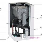Компоненты котла Chaffoteaux Talia Green Evo System HP 45-65 FF