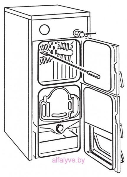 котел Sime Solida миниатюра