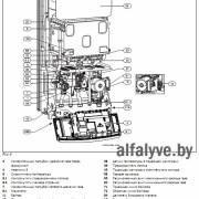 Компоненты котла Bosch Gaz 7000 W открытая камера сгорания ZSC