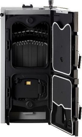 Котел Bosch Solid 3000 H открытые дверцы