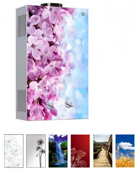 Расцветки колонки BaltGaz Neva 11 Glass