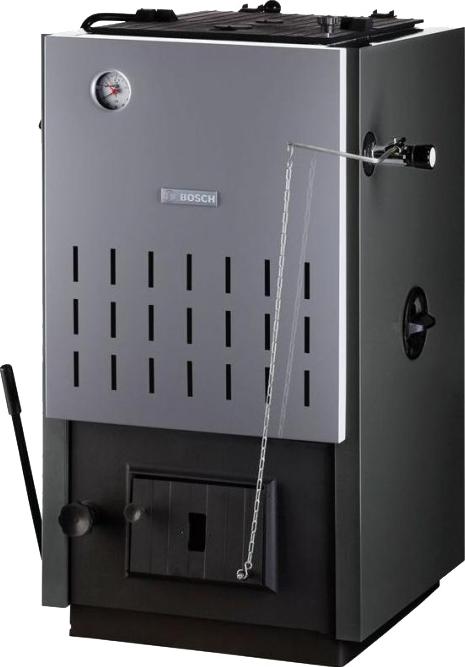 Твердотопливный котел Bosch Solid 2000 B-2