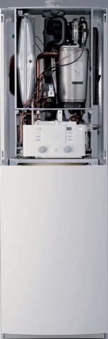 Внутреннее устройство котла Bosch Condens 5000 FM