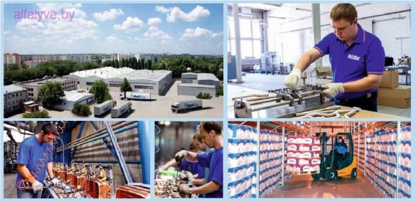 Завод BaltGAz. Производство отопительного оборудования