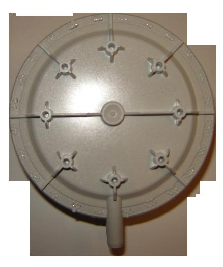 Реле давления дыма 20063584 для котла Beretta