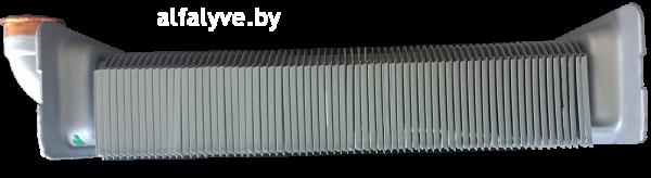 Теплообменник 20067305 для котла Beretta (вид сбоку)