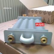 Теплообменник R10021419 на котел Beretta Ciao (торец 2)