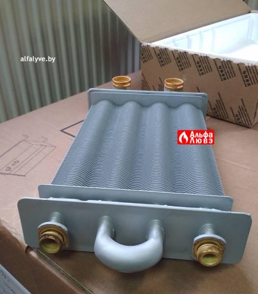 Теплообменник R10021419 (торец)