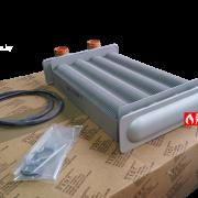 Теплообменник для котла Beretta 20052572 (с упаковкой и с прокладками)