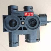 Трехходовой клапан Beretta 20021496 на котел Beretta City, Exclusive, Mynute (вид снизу)
