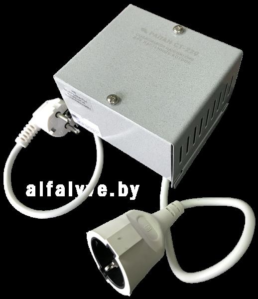 Стабилизатор Teplocom ST 222-500 выход на сеть и розетку