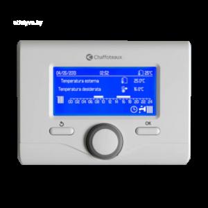 Устройство дистанционного регулировани котлом со встроенным температурным датчиком 3318619