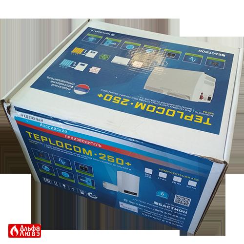 Закрытая коробка от источника беспребойного питания Teplocom 250