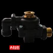 Водяной узел 4211-02-300 на водонагреватель Neva (сбоку)