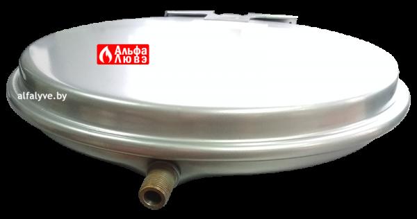 Бак расширительный R2204 для газового котла Beretta (вид сбоку)