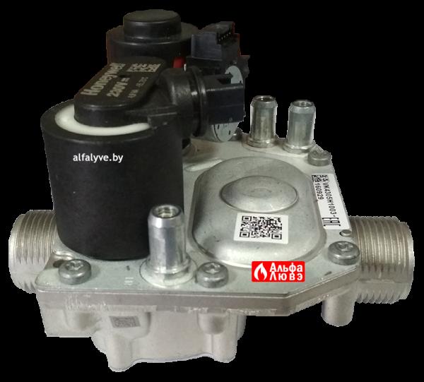 Газовый узел (регулятор) Atmix VK4305H1005 на котел BaltGaz Turbo (боковая часть)