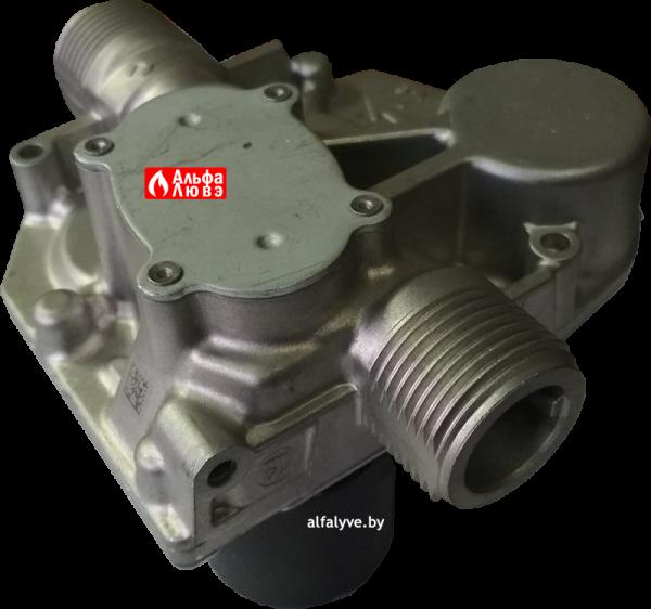 Газовый узел (регулятор) Atmix VK4305H1005 на котел BaltGaz Turbo (нижняя часть)