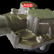 Газовый узел (регулятор) Atmix VK4305H1005 на котел BaltGaz Turbo (вид сбоку)