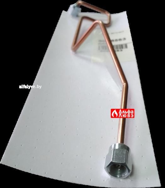 Трубка Beretta 3008563 (вид спереди фокус вначале)