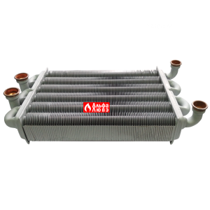 Битермический теплообменник PRB2550201 GIANNONI COMPACT