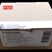 Электрод розжига Bosch 7736700560 в упаковке