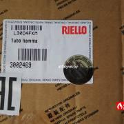 Этикетка пламенной трубы Riello 3002469