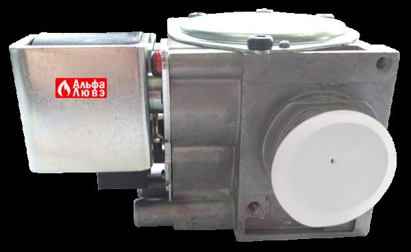 Газовая арматура 848 Sigma (Beretta 20039202) на котел Beretta City Green (вид спереди)