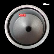Конденсатоотводчик алюминиевый для раздельного дымоудаления котла (вертикальный) 10076 (вид сверху)