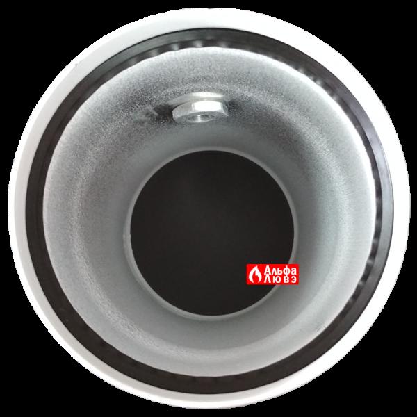 Конденсатоотводчик (арт10050) D80 для раздельного дымоудаления