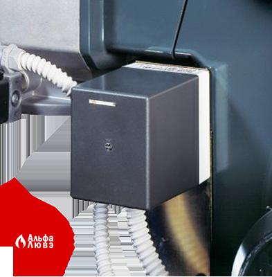 Сервомотор горелки Riello RLS-M MZ для регулирования воздушно-газовой смеси